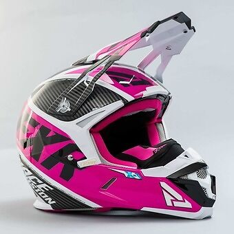 FXR X1 Cold Cross Helmet 16 Fuchsia LARGE