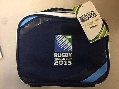 Official Rugby World Cup 2015 Insulated Lunch Bag