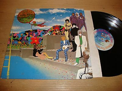 Prince And The Revolution - Around The World In A Day - LP Record  G+ VG