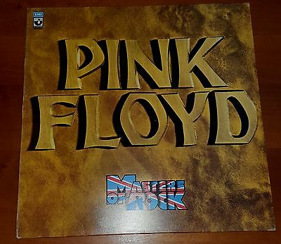 Lp - Pink Floyd - Master Of Rock - Come Nuovo