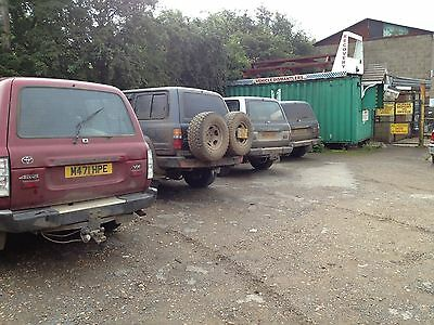 Toyota Land Cruiser 80 Amazon  4.2 Turbo 4X4 Manual Breaking Parts Only