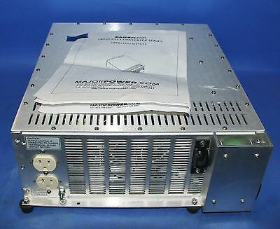 (1) Used Major Power MajorFC2000-60 Frequency Converter Series 16919