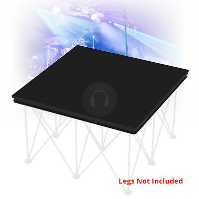 Panther SCA-05 1m x 1m Heavy Duty Staging Deck Modular Presentation Event Riser