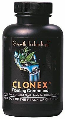 Clonex Rooting Gel 100 ml Full spectrum of mineral nutrients nourish young roots