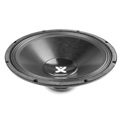 "Skytec Black 15"" Inch 800W Speaker Driver 8 Ohm DJ PA Spare Replacement Chassis"