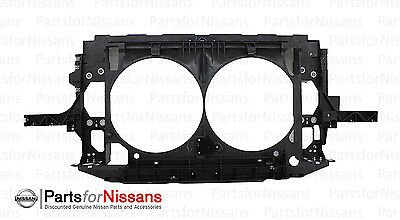Genuine Nissan 2009-2016 370Z Radiator Core Support New Oem 62501-1Ea0A