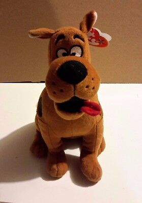 """""""Official"""" Scooby-Dooby-Doo Ty Beanie Buddies Collection - (10 ½"""" tall)"""