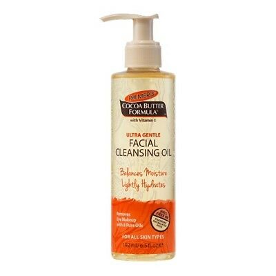 Palmer's Cocoa Butter Formula Ultra Gentle Facial Cleansing Oil - 192Ml