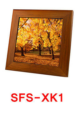 Wooden Photo Frame Sublimation Heat Transfer 6x6 inches 10x10cm