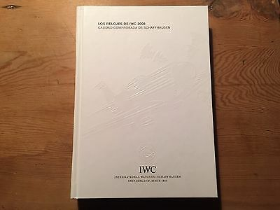 New - Book Libro IWC - Collection 2006 watches relojes - Español - Spanish