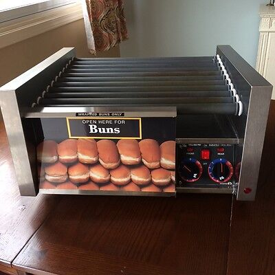 Grill Max Hot Dog Roller