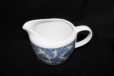 EUC Pfaltzgraff Blue Isle Gravy Boat without plate Mint Condition