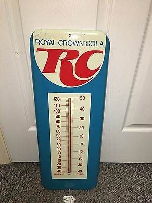 RC Cola Thermometer.     61-Y