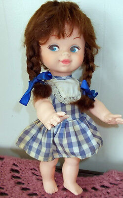 Vintage Playmate Doll 1970,s 11 Inch