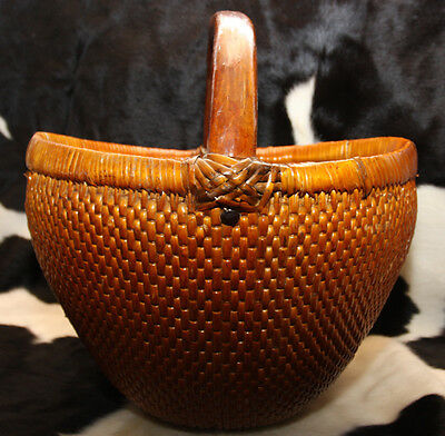 Traditional Chinese Rice Basket