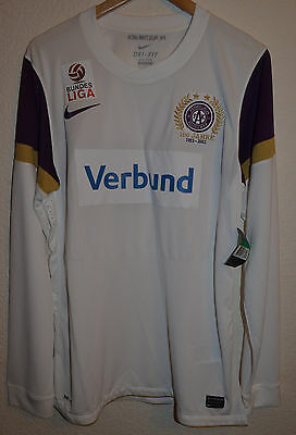 Player Issue *bnwt* Austria Vienna 2011/2012 Football Shirt Jersey Trikot Nike