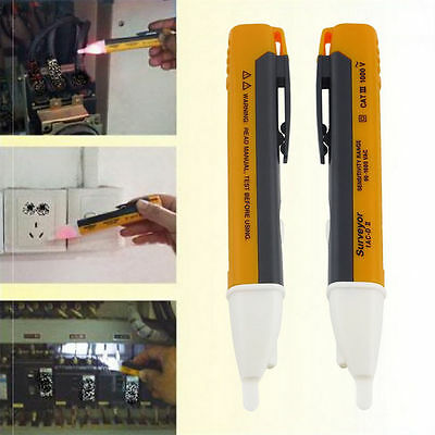 New 2017 Led Electric Voltage Tester Detector Sensor Pen Alert Stick Volt Sensor
