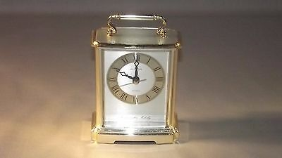 Vintage Bulova Westminister Melody Chime Mantle Clock Model B7454 WORKS!!