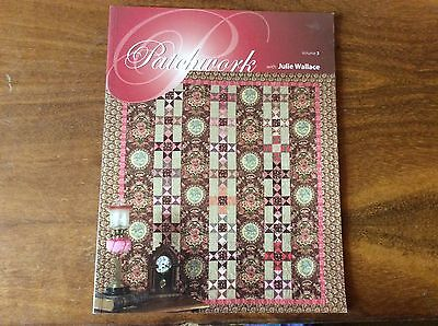 "Book ""patchwork With Julie Wallace Vol 3"