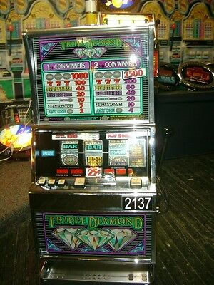 Slot Machine Igt Triple Diamond