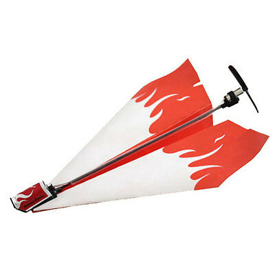 Kids Power Up Electric Paper Plane Airplane Kit Educational Toy Great Gift