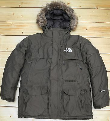 THE NORTH FACE MCMURDO - HYVENT - DOWN insulated waterproof MEN'S COAT PARKA - L