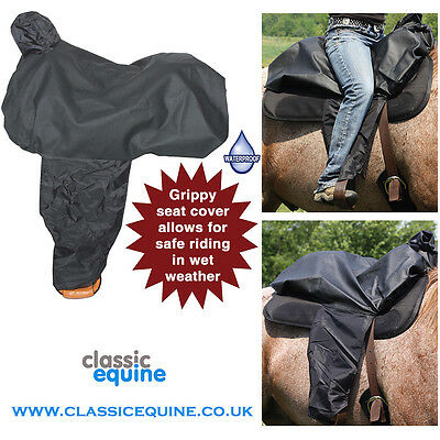 Sureseat All Weather Western Waterproof Ride On Saddle Cover