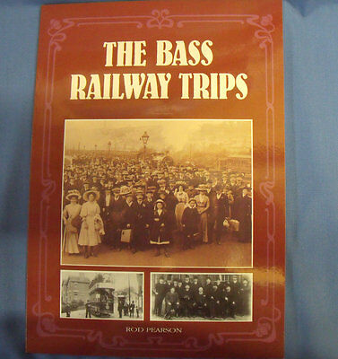 Bass Brewery. The Bass Railway Trips by Rod Pearson. Breedon Books, 1993.