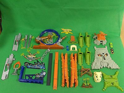 Hot Wheels Bundle Thunder Lunch Skull Track Vintage