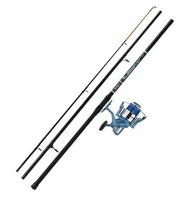 1406716 Combo Mitchell GT Pro Surf 423 100-200 Gr Pesca Surfcasting  FEU