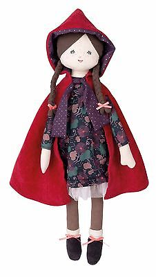 Moulin Roty - Little Red Ridding Hood Doll