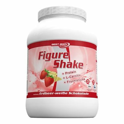 (34,53 EUR / KG) Figure Shake - 750g Dose (Best Body Nutrition) mit L-Carnitin