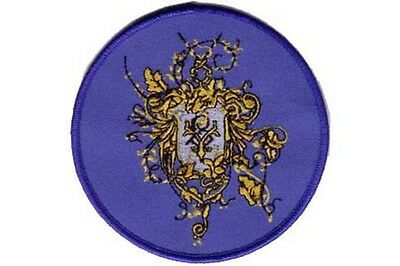 Goblet of Fire Beauxbatons Crest Patch - Harry Potter