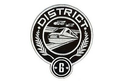 District 6 Patch - Hunger Games