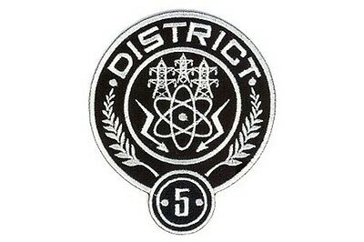District 5 Patch - Hunger Games
