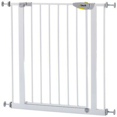 Hauck Squeeze Handle Child's  Safety Stair Gate 75 - 83cm - NEW
