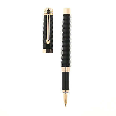 Montegrappa NeroUno Linea Fountain pen, rose gold - ISNRC3AC