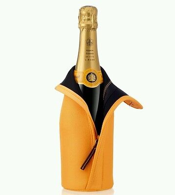 Veuve Clicquot Ponsardin Brut Champagne Insulated Bottle Cozy Sleeve 750 ml