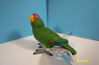 Safari LTD Wings Of The World Bird-Green Cheeked Parrot