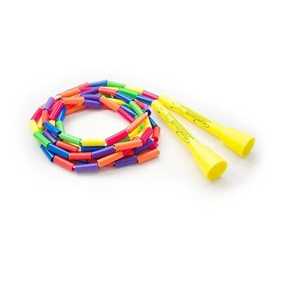 Economy Beaded Jump Rope - Kids, Schools or Playground 7ft-10ft Skipping Ropes