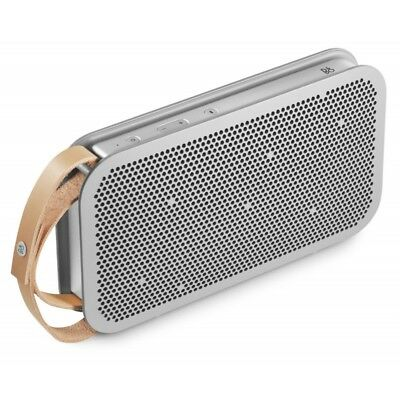 B&O Play by Bang and Olufsen Beoplay A2 Portable Bluetooth Speaker Natural