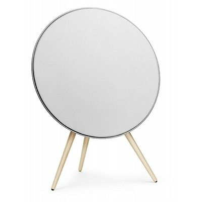 B&O Play by Bang and Olufsen Beoplay A9 White with Maple Legs