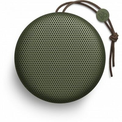B&O Play by Bang and Olufsen Beoplay A1 Portable Bluetooth Speaker - Moss Green