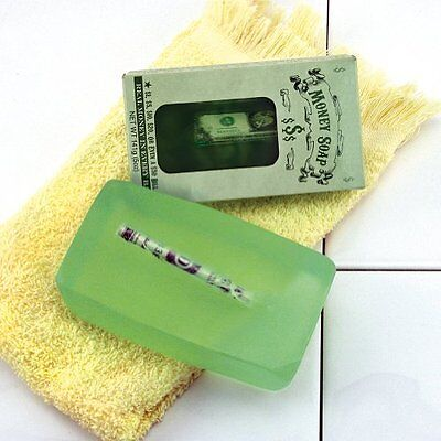 Money Soap - Real Money in Every Bar! From 1$ to $50 - Great Gift!