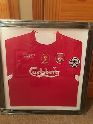 liverpool champions league Shirt 2005
