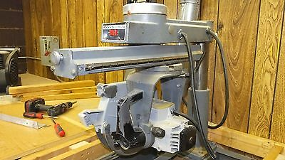 Rockwell/Delta Model 33-892 Radial Arm Saw
