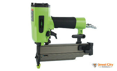 "Grex 2"" inch 18 Gauge Brad Finish Nailer - Green Buddy 1850GB"