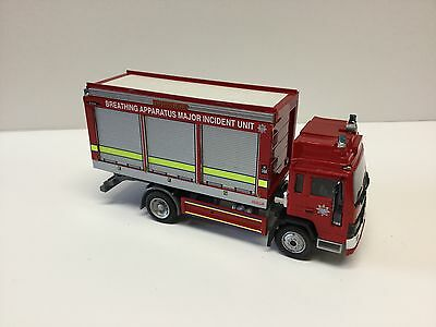 Fire Brigade Models London Fire Brigade Volvo Breathing Apparatus Incident Unit