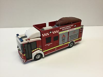 Fire Brigade Models South Yorkshire Fire And Rescue Service Water Rescue Unit