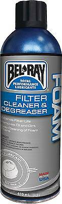 Bel-Ray Foam Filter Cleaner Degreaser 400ML, #99180-A400W
